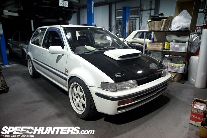 Car Spotlight>> Honda City OnSteroids