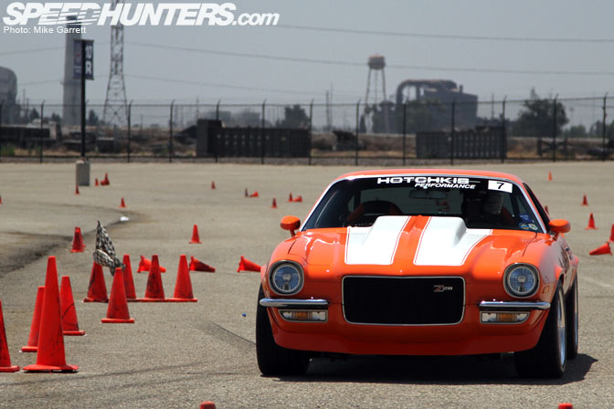 Event>>autocrossing With Hotchkis InFontana