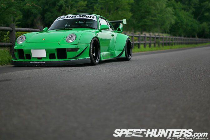 Car Feature>> Rauh Welt Rough Rhythm