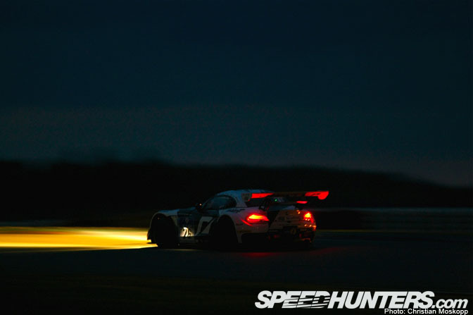 Drivers Blog>> Sandstrom & Milner At The NÜrburgring 24hr Pt.ii