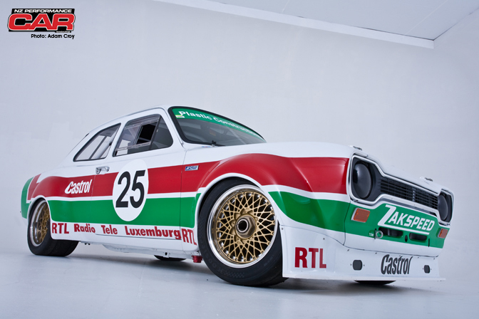Magazine Blog:nzpc>>zakspeed Escort Replica