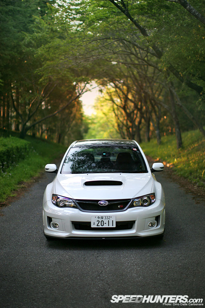 Car Feature>> Sti Impreza Ts