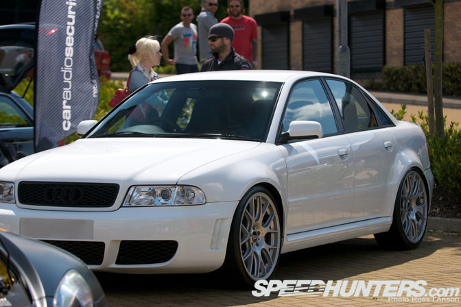 Car Spotlight Gt Gt Wide Body S4 Sleeper Speedhunters
