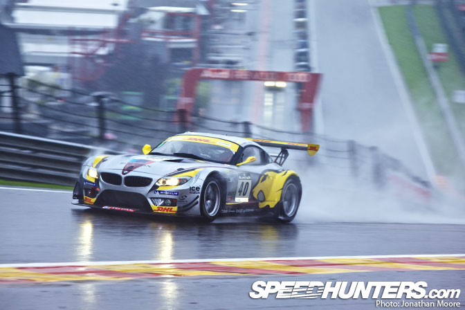 Event>> Spa 24 Hours 2011Prelude
