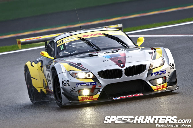 Event>> Spa 24 Hours Qualifying