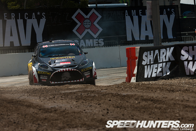 Event>> X Games 17 Saturday Rally CarFinals