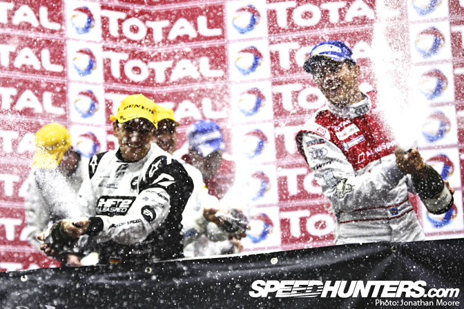 Flash Result>> Spa 24 Hours: Audi Win, Team Nfs Second