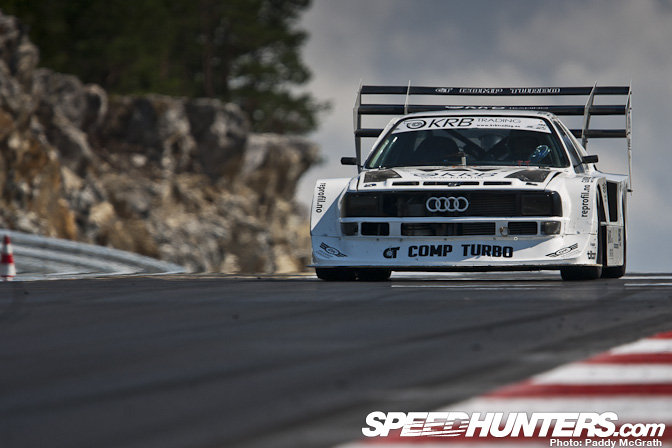 In The Moment>> Krb Audi AtGatebil