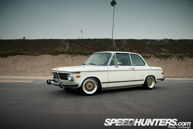 Car Feature>> Ray Chau's Bmw 2002 - Speedhunters