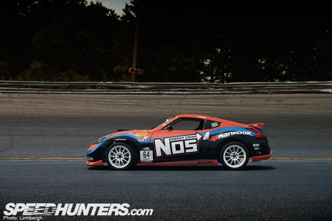 Car Feature>> Chris Forsberg's Formula D370z