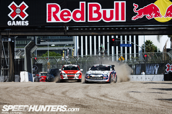 Event>> X Games 17 Sunday Super Rally