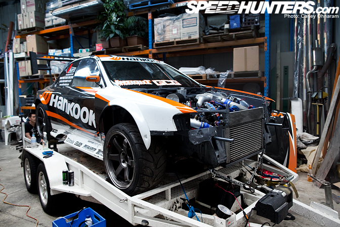 Builds>> The Hankook Carbon Wrx