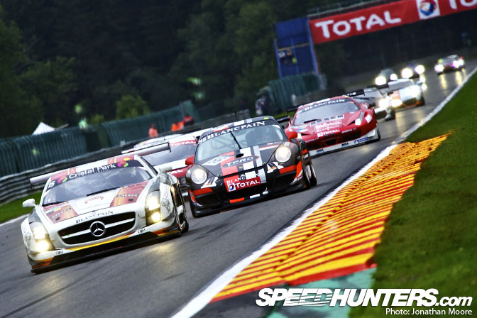 Event>> Spa 24 Hours Race Review Part 2