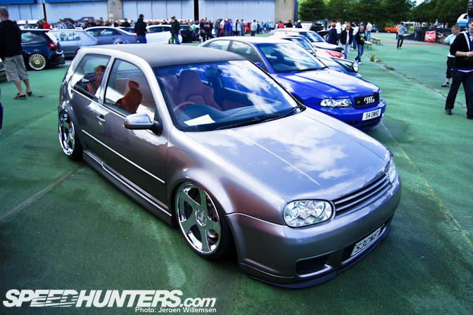 Car Spotlight>> G-werks GolfR32