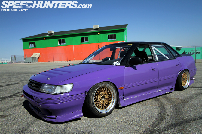 Car Feature>>the Drift Union Legacy