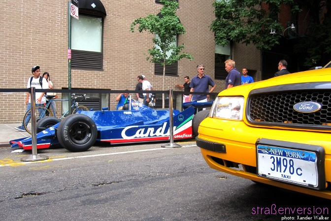 Gallery>> Senna Hits New York