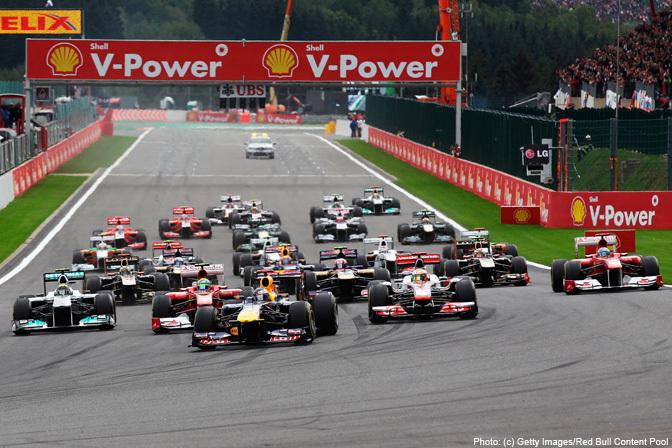 Event>> Belgian Grand PrixThriller