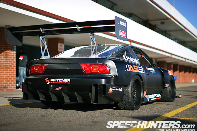 Car Feature Gt Gt The 2jz 180sx Time Attack Monster Speedhunters