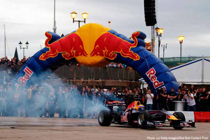 Event>> Red Bull Speed Jam