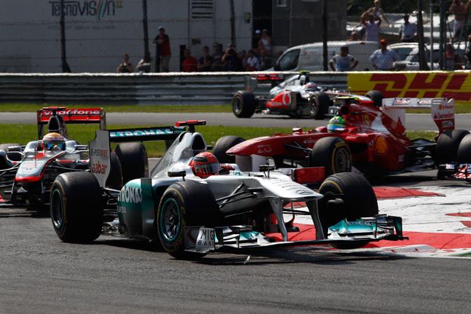 Event>> The Italian GrandPrix
