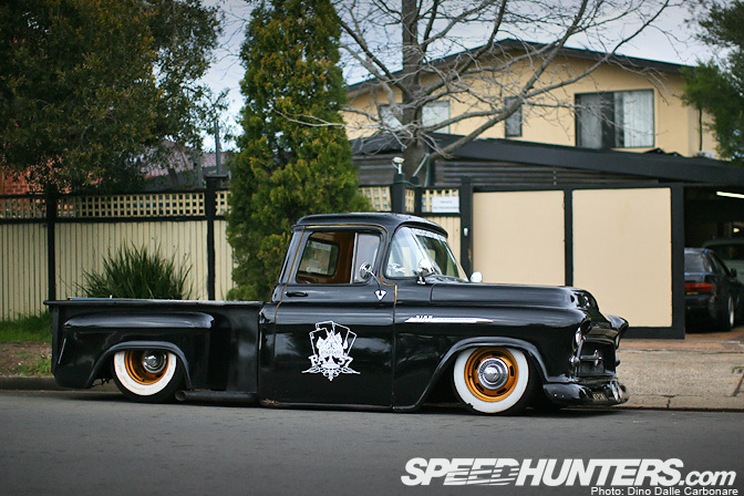 Car Spotlight>> Beauman Jones' Fat57 Truck