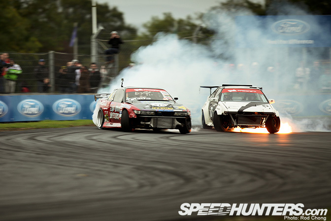 Drivers Blog: Aasbø & D-mac>> The Drifter's Republic Pt2