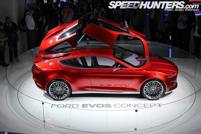 Event>> Iaa Frankfurt – New Cars & ConceptsPt.i