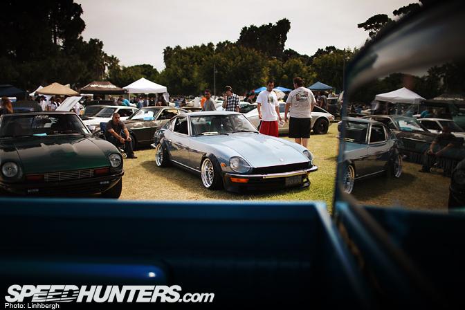 Car Spotlight>> More-than-low Datsun 260z OnCcws