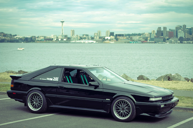 Car Spotlight>> Colin's Sleeper Of An S12 Nissan