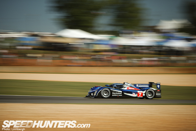 Event>> Petit Le Mans Qualifying