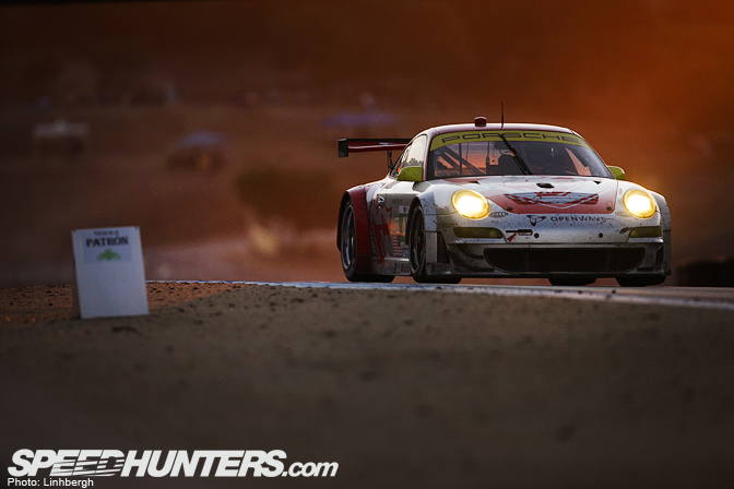Flash Result>> Sun Down At Mazda Raceway