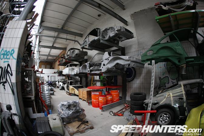 Car Builder>> A Visit To S&n Automobilzentrum AachenPt2