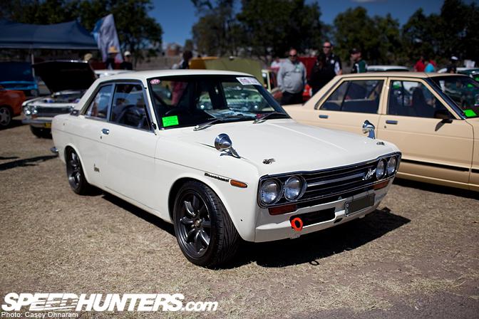 Car Spotlight>> Datsun BluebirdCoupe