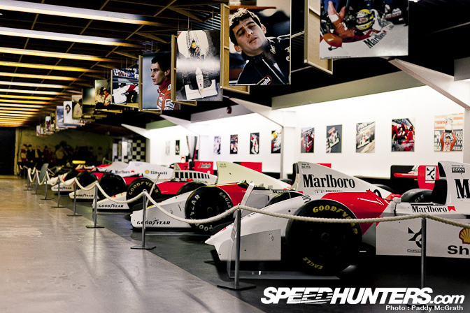 Museums>> The Donington Gp CollectionRevisited