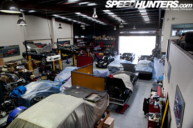 car builder city performance centre speedhunters On garage auto performance