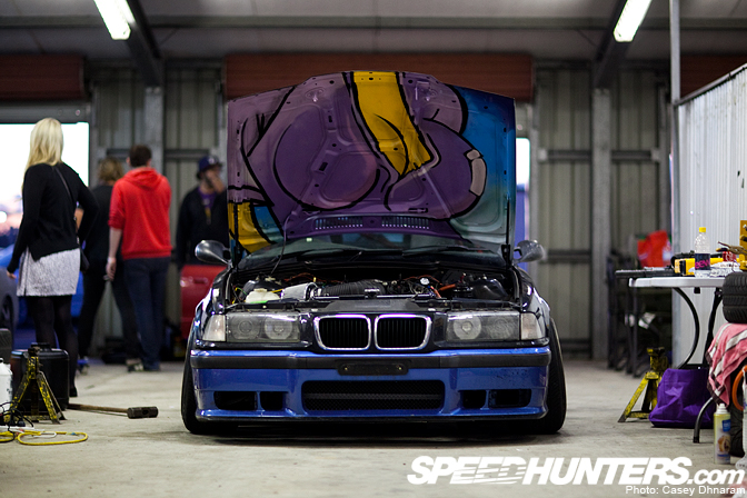 Car Spotlight>> Ls1 Powered Bmw 3 Series