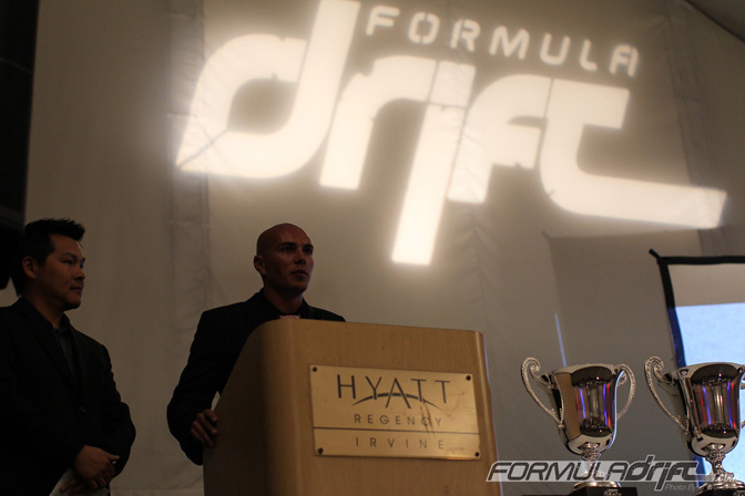Event>> The 2011 Formula DriftAwards