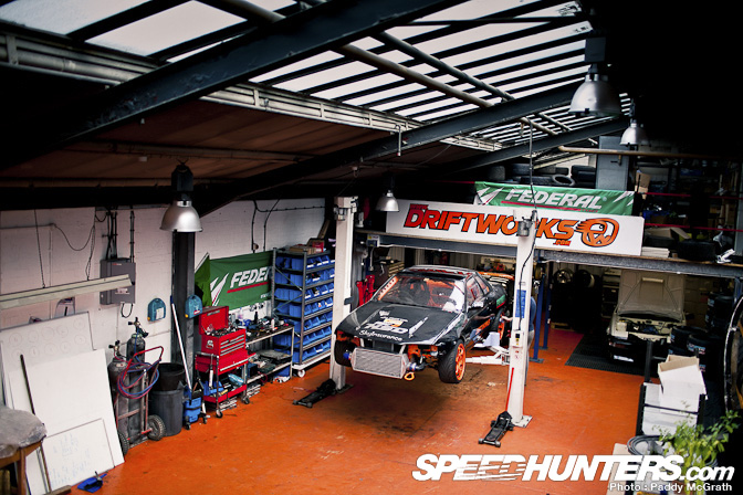 Car Builder>>Driftworks