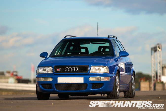 Car Spotlight>>audi's Production Sleeper