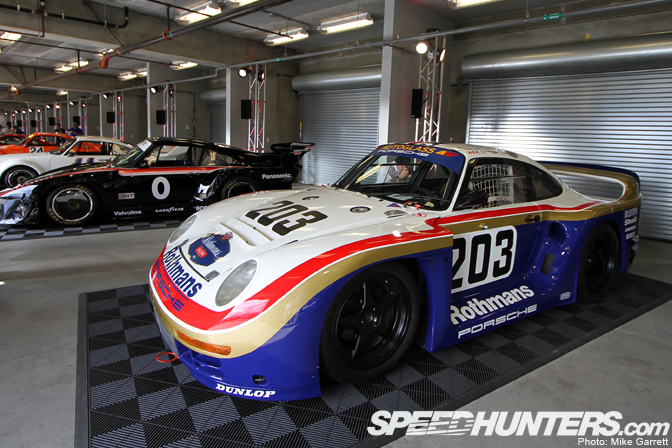 Car Spotlight>>the Uberporsche At Rennsport