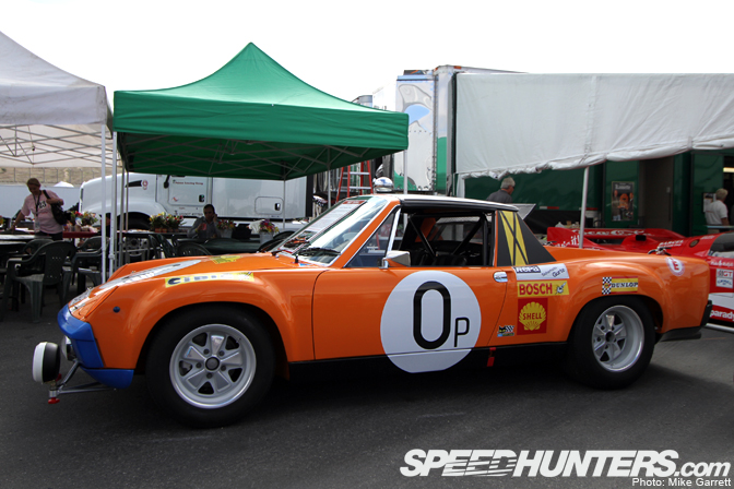 Car Spotlight>>porsche 914-6 Gt Pickup