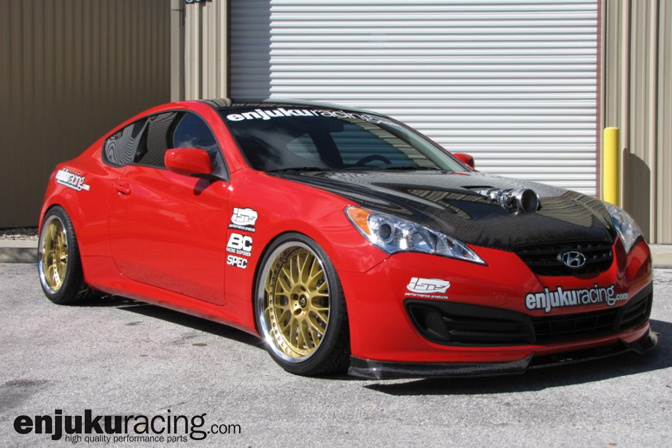 Guest Blog: Ken Harrison>> Enjuku Racing Ls1 Powered Hyundai Genesis