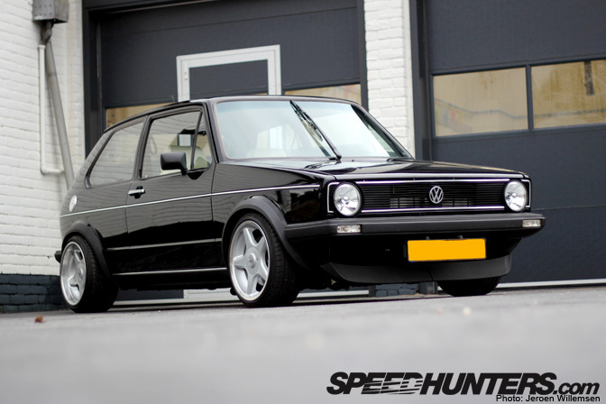Car Feature>> Golf Mki Gti Turbo