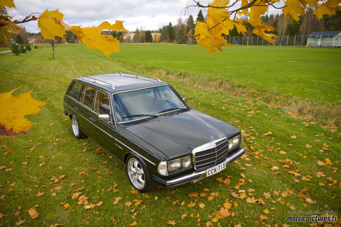 Car Spotlight>> Valtonen Motorsport W123
