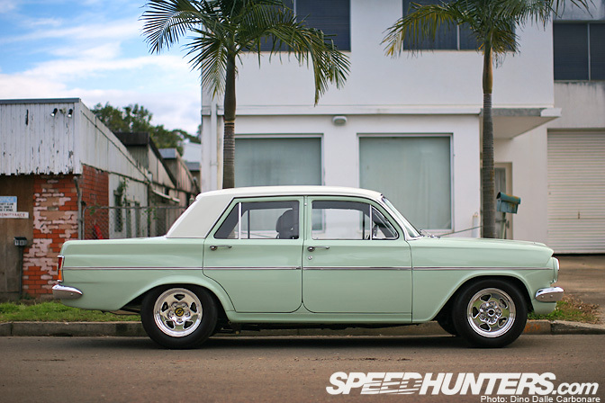 Car Feature>> Rb30 Powered Holden Premier