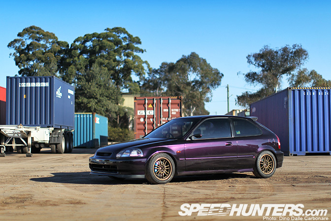 Car Feature>> 12sec Civic Street Car