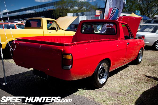 Car Spotlight>> Clean Datsun 1200 Pickup - Speedhunters