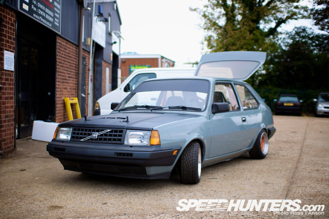 Car Spotlight Not Your Average Volvo Speedhunters