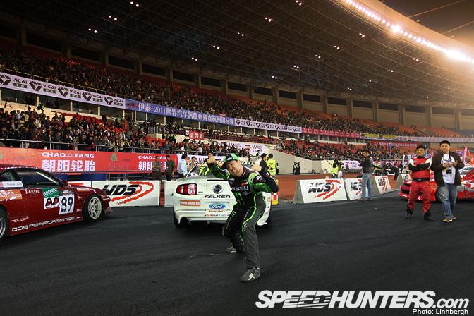 Flash Result>> World Drift Series China — HangZhou