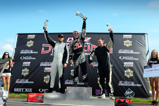 Flash Result>> Mad Mike Wins D1nz Round 1